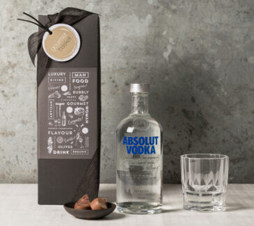 Absolut Vodka | Spirits & Cocktail Gift Hampers | Gourmet Basket