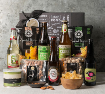 Aussie Cider Gift Hamper | Father's Day Gifts | Gourmet Basket