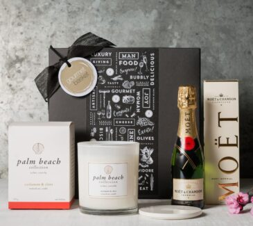 Special Thank you Gift | Gift Hampers from Gourmet Basket. Corporate Christmas Gift Hamper. Corporate hamper delivery. Thank you gift delivery.
