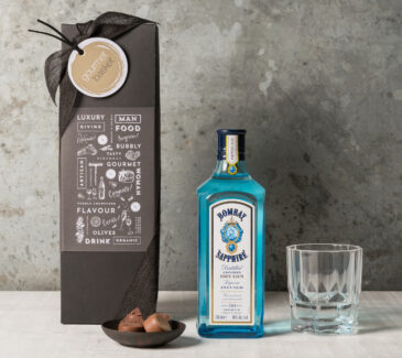 Bombay Sapphire Gin | Cocktails & Spirits Gift Hampers | Gourmet Basket