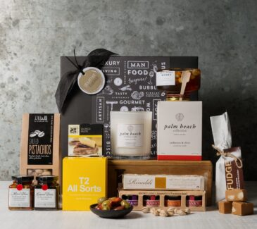 Gift Hampers from Gourmet Basket. Gluten free hampers. Gluten free food hamper.