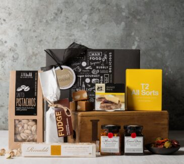 Gluten free gift basket | Gift Hampers from Gourmet Basket. Gluten free hampers. Gluten free food hamper.