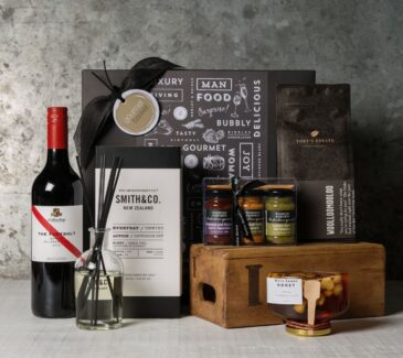 Gift Hampers from Gourmet Basket. House warming gift. House warming hamper.