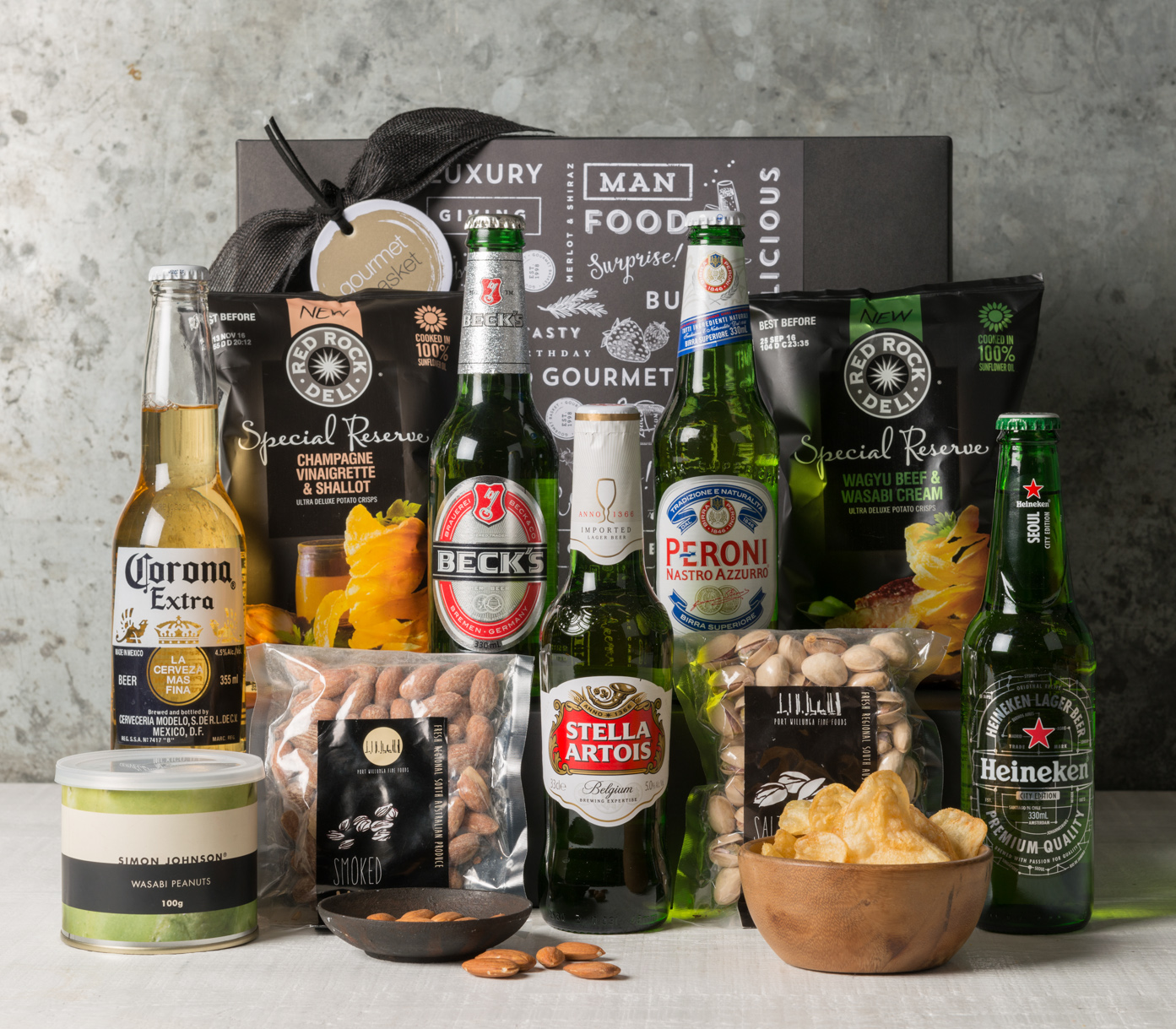 International Beer Gift Hamper for the man in your life