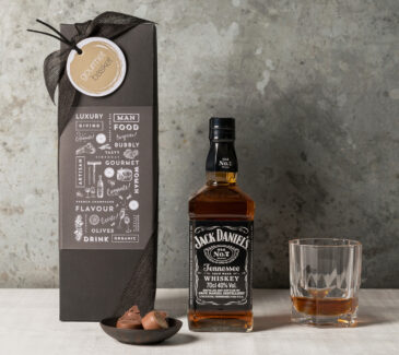 Jack Daniel's Tennessee Whiskey gift set