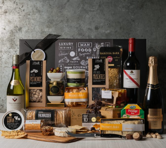Cheese and Wine office share. Gift Hampers from Gourmet Basket. Office hamper. Corporate gifting. Corporate hampers.