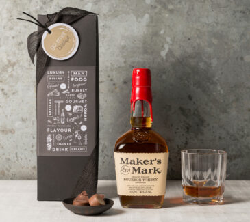 Makers Mark Kentucky Bourbon gift set
