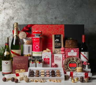 Corporate Christmas Gift Hamper Gift Hampers from Gourmet Basket. Corporate Christmas Gift Hamper. Corporate hamper delivery.