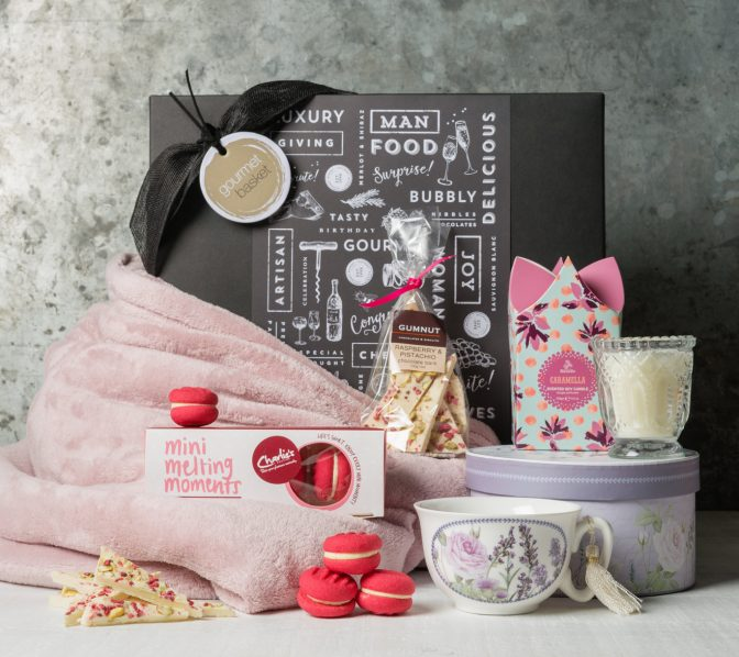 Recipe for Relaxation gift hamper