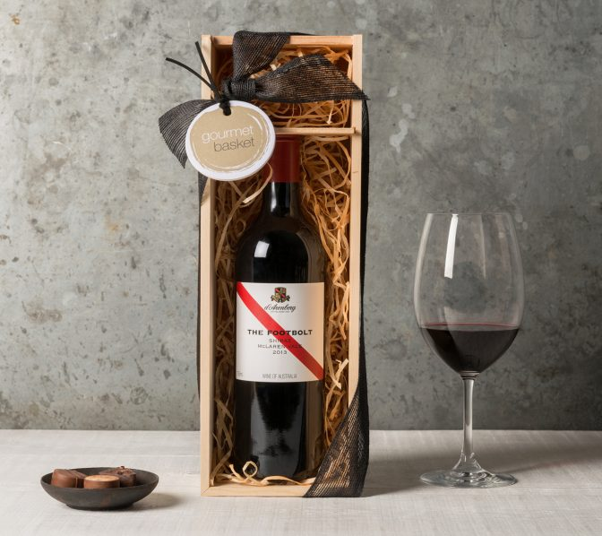 Red Wine Lover Gift   Wine & Champagne Gifts   Gourmet Basket