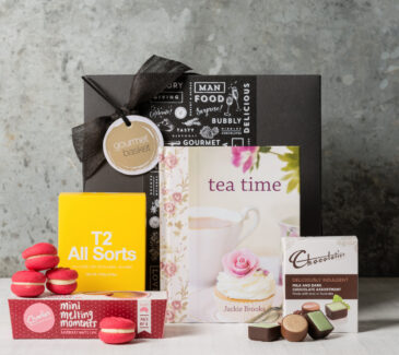 Tea Lovers Gift Hamper from Gourmet Basket. Gift Ideas for women