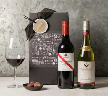 Grant Burge wine gift box | gift hampers from Gourmet Basket