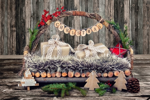 Hampers for Christmas image by Easy Skips