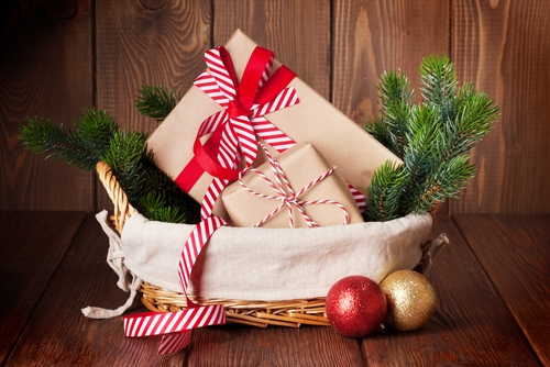 Christmas gift baskets image by Easy Skips