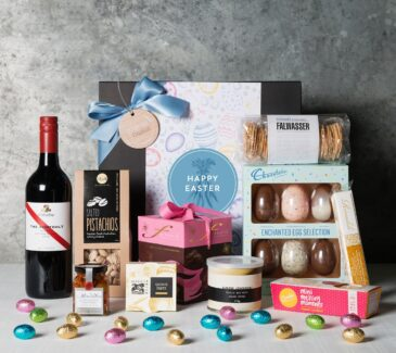 Gourmet basket exceptional gift baskets gift hampers easter feast negle Image collections