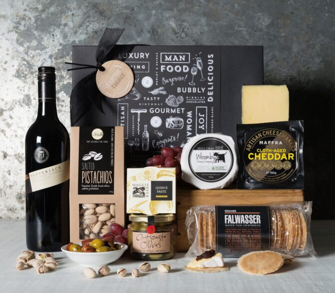 Cabernet Cheese Hamper