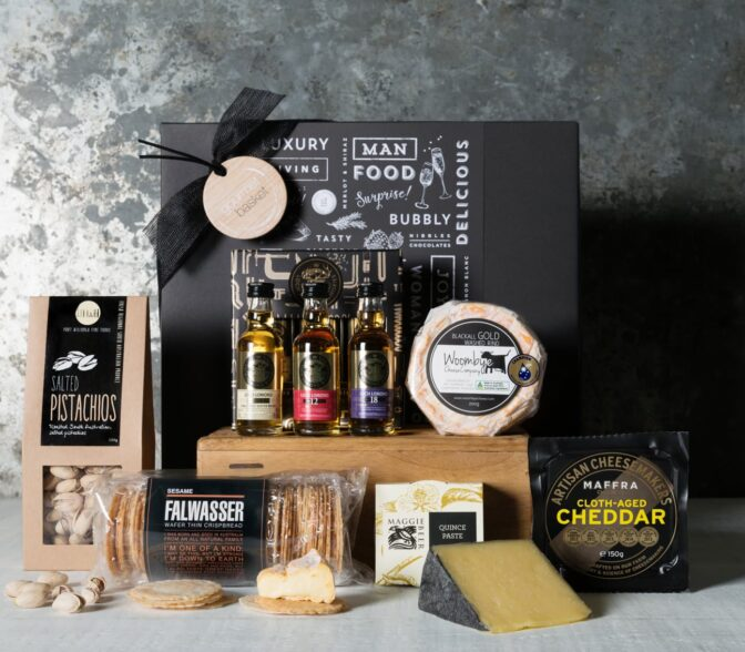 Highlands Whisky & Cheese Hamper